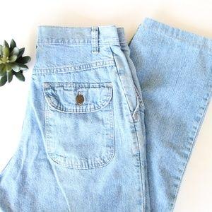 Vintage 90s Wrangler High Waisted Mom Jeans 28